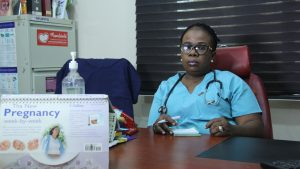 Childbirth Tv Show's Matron Ipaye