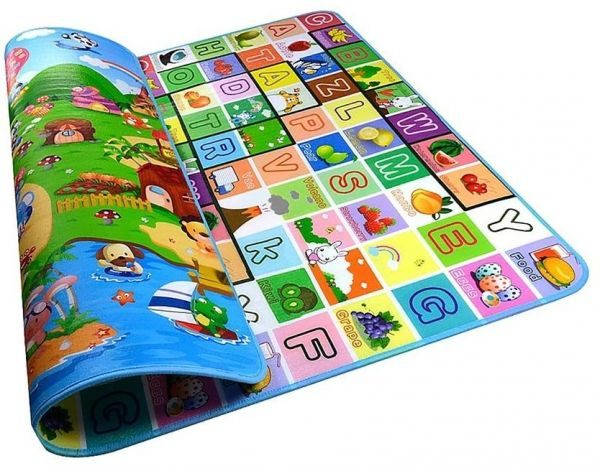 Educational Crawling Mats For Babies and Children to Play on from Birth to School.